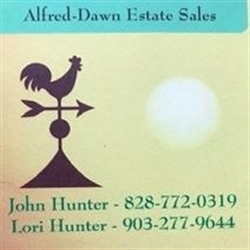 Alfred Dawn Estate Sales
