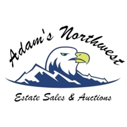 Adam's Northwest Estate Sales & Auctions Logo