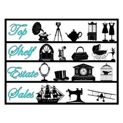 Top Shelf Estate Sales Logo