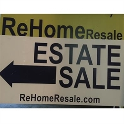 Rehome Resale Logo