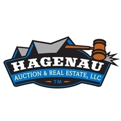 Hagenau Auction & Real Estate, LLC. Logo