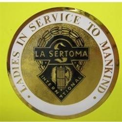 Shawnee Mission Lasertoma Logo