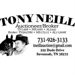Tony Neill Logo