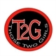 Those Two Girls Estate Sales Logo