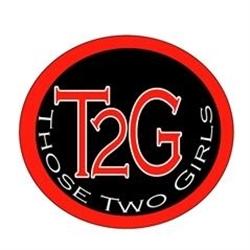 Those Two Girls Estate Sales Logo
