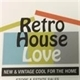 Retro House Love Socal Logo
