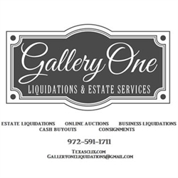 Gallery One Liquidations & Estate Services