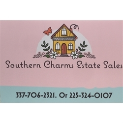 Southern Charms Estate Sales Logo