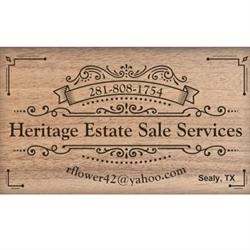 Heritage Estate Sale Services Logo