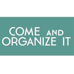 Come And Organize It Logo