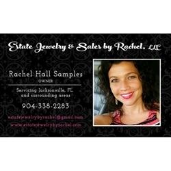 Estate Jewelry & Sales By Rachel, LLC