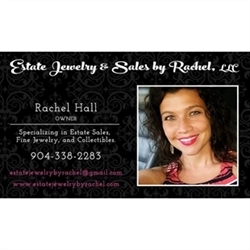 Estate Jewelry & Sales By Rachel, LLC