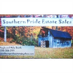 Southern Pride Estate Sales Logo