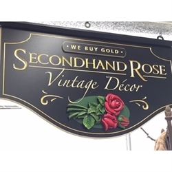 Secondhand Rose Logo