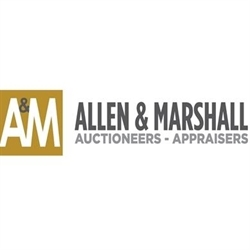 Allen & Marshall Auctioneers And Appraisers Logo