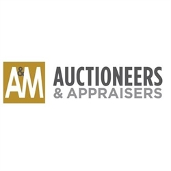 A&M Auctioneers and Appraisers Logo