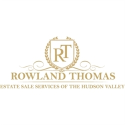 Rowland Thomas Estate Sale Services Of The Hudson Valley Logo