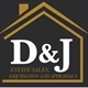 D & J Estate Sales Logo