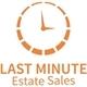 Last Minute Estate Sales Logo