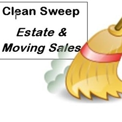 Clean Sweep Estate & Moving Sales Logo