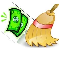 Clean Sweep Estate & Moving Sales Logo