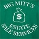 Big Mitt's Estate Sales Logo