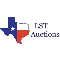 LST Auctions LLC Logo