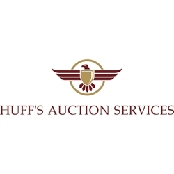 Huff's Auction Services Logo