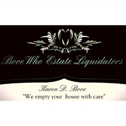 Booewho Estate Liquidators Logo