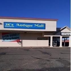 JK's Anything Sales Logo