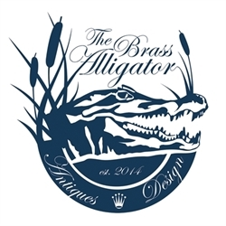 The Brass Alligator