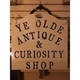 Ye Olde Antique & Curiosity Shop Logo