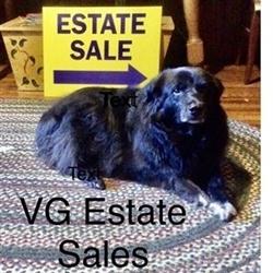 VG Estate Sales Logo