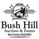 Bush Hill Auctions & Estates Logo