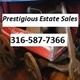 Prestigious Estate Sales Logo