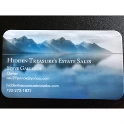 Adan's Hidden Treasures Estate Sale Company Logo