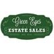 Green Eyes Estate Sales Logo