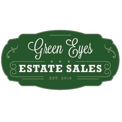 Green Eyes Estate Sales Logo