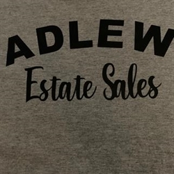 Adlew Central Texas Estate Sales Logo