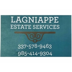 Lagniappe Estates Sales Logo