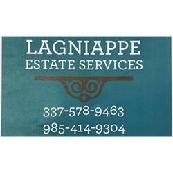Lagniappe Estates Sales Logo