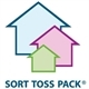 Sort Toss Pack Logo