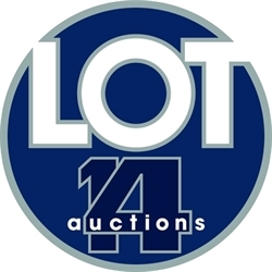 Lot 14 Auctions, P.C. Logo