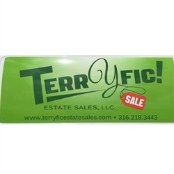 Terryfic Estate Sales LLC Logo