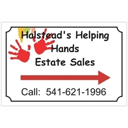 Halstead's Helping Hands Estate Liquidations