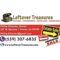 Leftover Treasures Logo