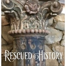 Rescued History Logo