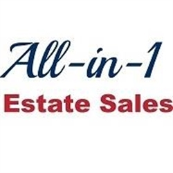 All In 1 Estate Sales Logo