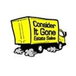 Consider It Gone Estate Sales Logo