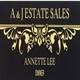 A & J Estate Sales LLC Logo